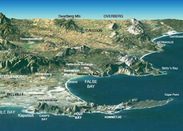 falsebay-map