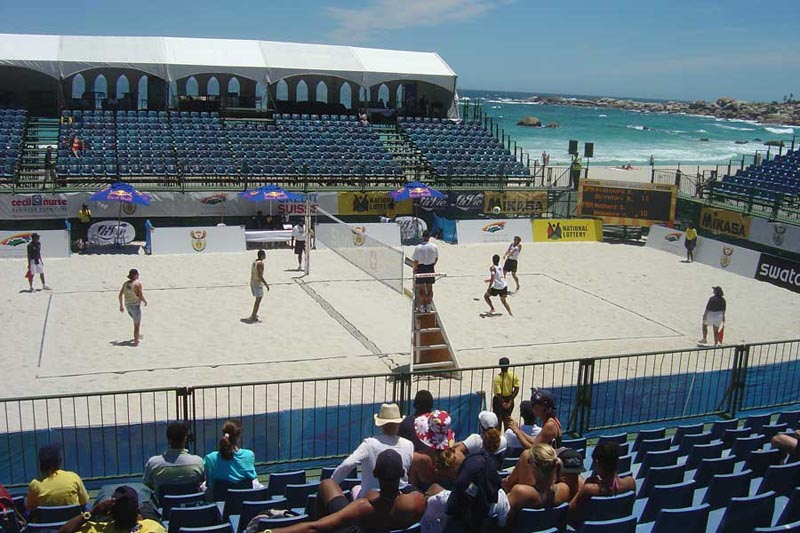 Camps Bay Beach Volleyball
