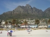 Bergmassiv hinter Camps Bay