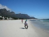 Weißer Strand in Camps Bay