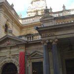 das größte Glockenspiel Südafrikas befindet sich in dem alten Rathaus