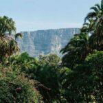 Aussicht auf dem Tafelberg