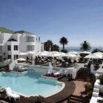 Strandhotel in Kapstadt