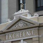 Historische Gebäude unter Denkmalschutz