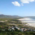 8 km langer Sandstrand am Kap der Guten Hoffnung